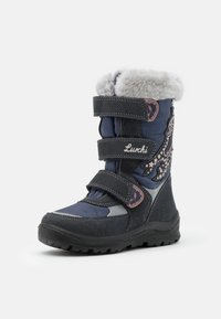 Lurchi - KATINKA SYMPATEX - Winter boots - atlantic blue - 1