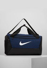 Nike Performance - DUFF 9.0 - Sporttasche - midnight navy/black/white - 0