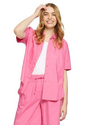 IBANA - Button-down blouse - azalea pink