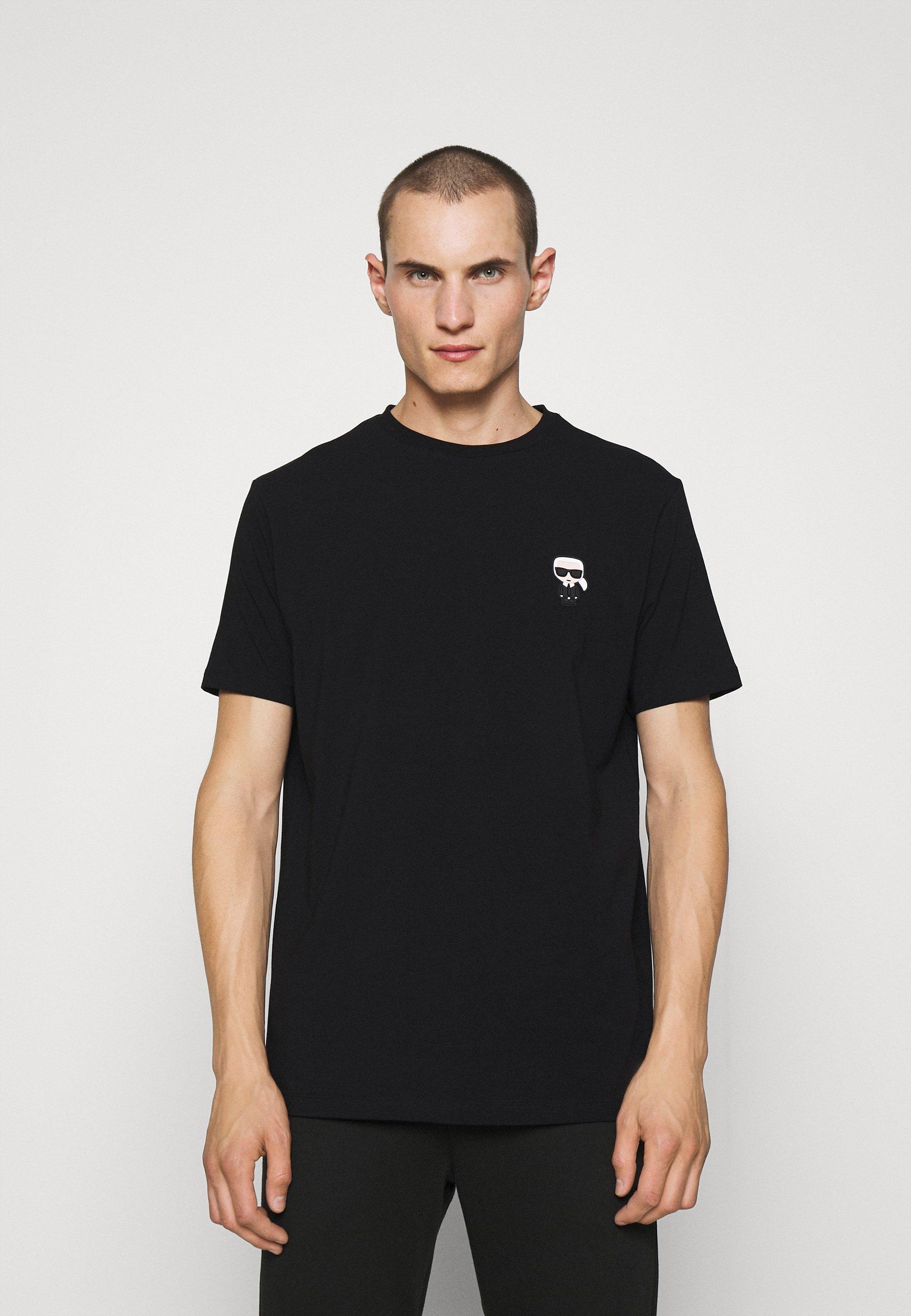 Uomo CREWNECK - T-shirt con stampa