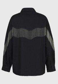 AllSaints - SANDRA JAINE  - Button-down blouse - black - 5