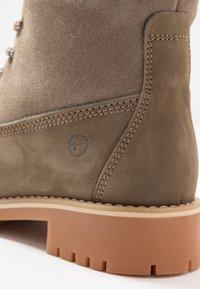 Tamaris - Boots - Lace-up ankle boots - taupe - 2