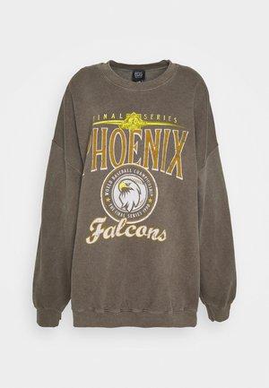 PHOENIX - Sweatshirt - brown