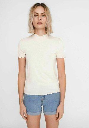 Basic T-shirt - sugar swizzle