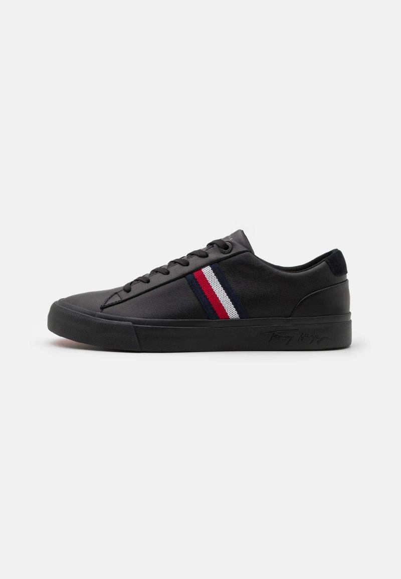 Tommy Hilfiger - CORPORATE  - Sneakersy niskie - black