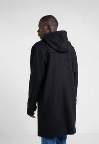 PS Paul Smith - DUFFLE COAT - Mantel - black - 2