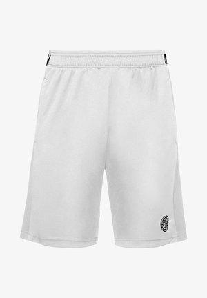 LOMAR - Sports shorts - white