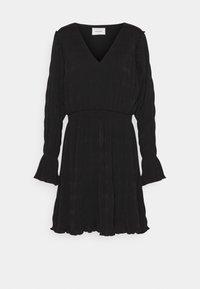Holzweiler - RICA PLEAT DRESS - Day dress - black - 5