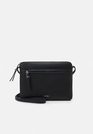 CROSSBODY BAG BALLOON - Taška spříčným popruhem - black