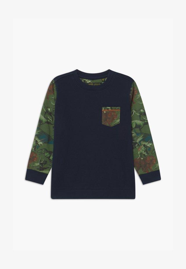 SMALL BOYS - Sudadera - navy blazer