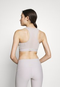 ONLY PLAY Petite - ONPJACINTE SPORTS BRA - Toppi - ashes of roses/lilac ash - 2