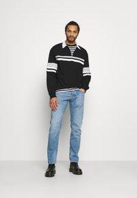 Edwin - Straight leg jeans - blue noboku wash - 1