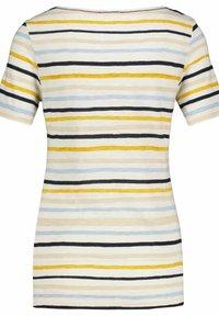 Marc O'Polo - Print T-shirt - gelb - 2