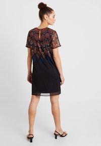 Desigual - VEST MEXICAN - Vestido informal - black - 3