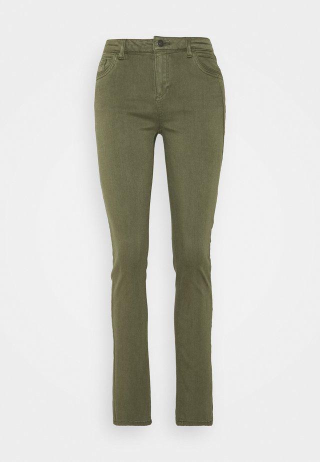 TOUCH - Skinny džíny - khaki green