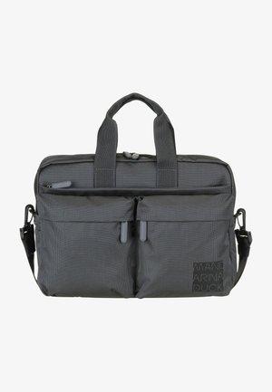 DISTRICT - Briefcase - steel
