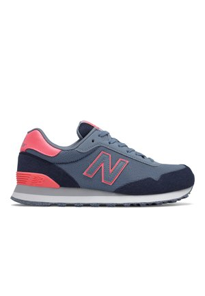 Trainers - blue, navy & red