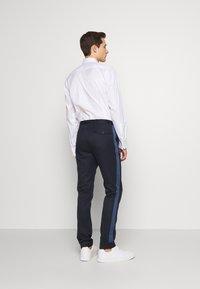 PS Paul Smith - MENS SLIM FIT - Suit trousers - navy - 2