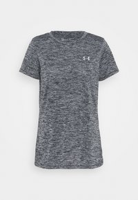 Under Armour - TECH TWIST - T-Shirt basic - black - 4
