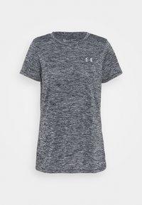 TECH TWIST - Camiseta básica - black