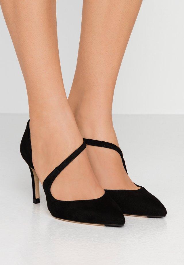 VICTORIA - High heels - black