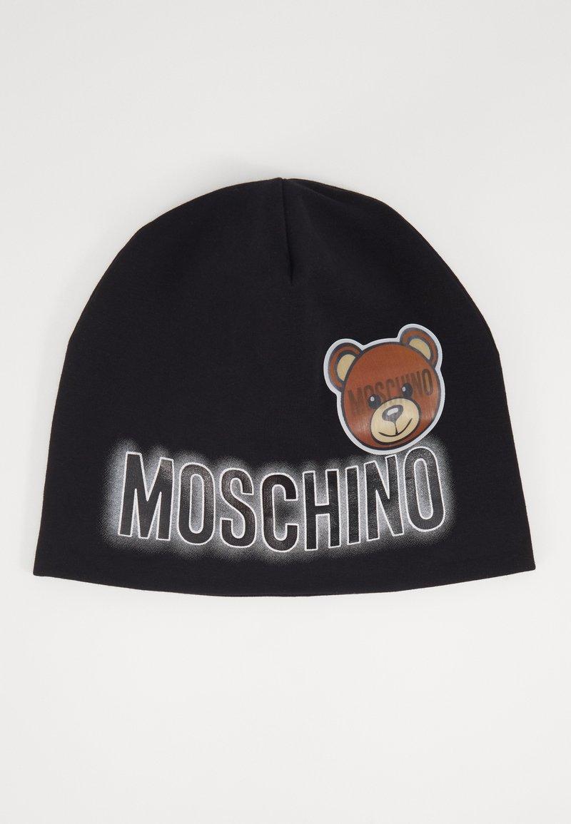 MOSCHINO - Čepice - black
