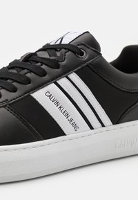 Calvin Klein Jeans - CUPSOLE LACEUP OXFORD  - Trainers - black - 5