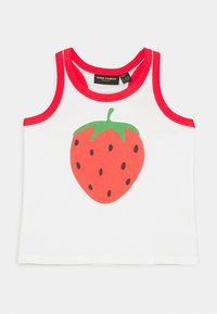 Mini Rodini - STRAWBERRY TANK - Top - offwhite - 0
