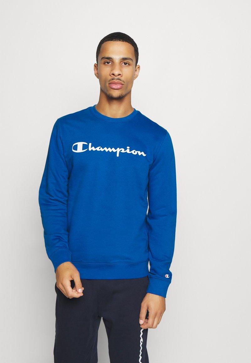 Champion - LEGACY CREWNECK - Sweater - blue