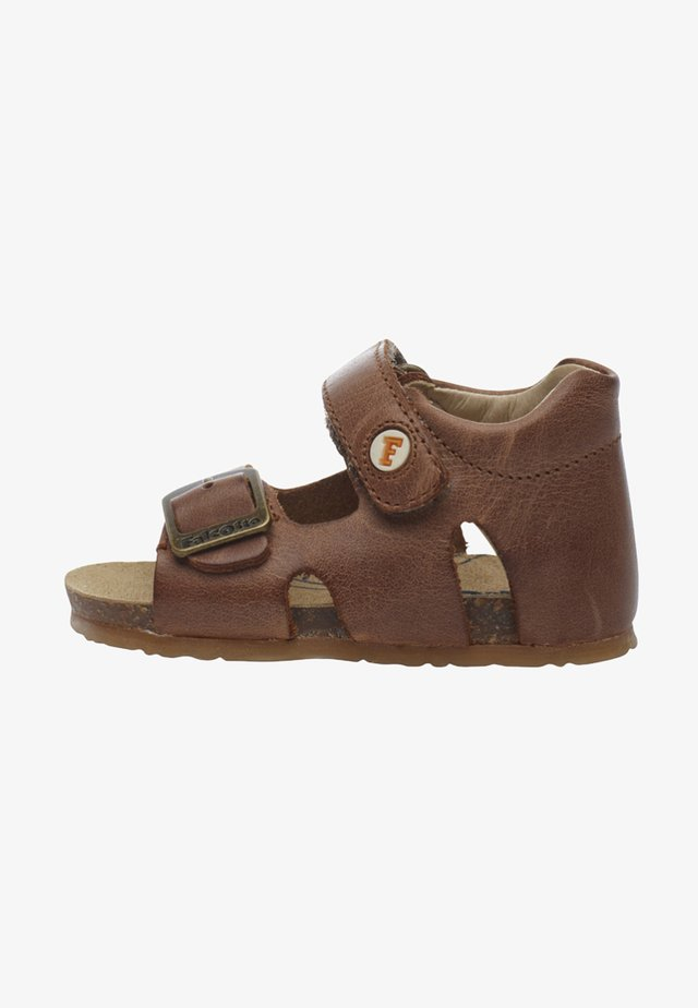 BEA - Chaussures premiers pas - brown