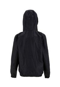 DeFacto - Waterproof jacket - black - 1