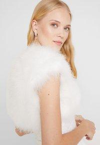 Luxuar Fashion - Cardigan - ivory - 3
