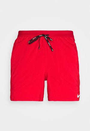 STRIDE  - Sports shorts - university red/silver