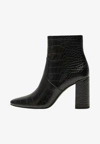 Mango - CALEO - Classic ankle boots - schwarz - 0