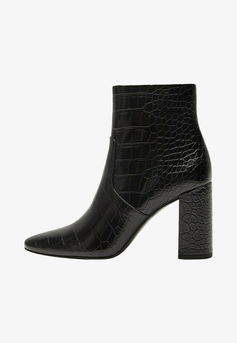 Mango - CALEO - Classic ankle boots - schwarz