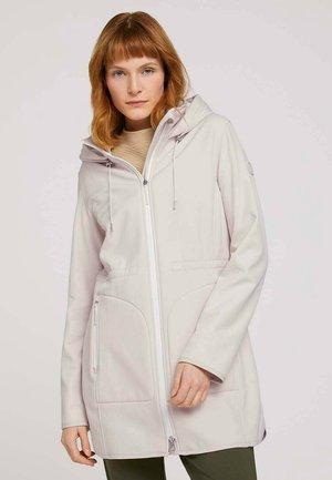 CASUAL  - Soft shell jacket - dusty beige