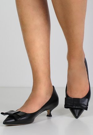 GIORGIA - Ballet pumps - black
