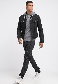 YOURTURN - Bluza z kapturem - grey - 1