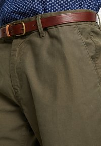 Scotch & Soda - STUART CLASSIC - Chino - olive - 3