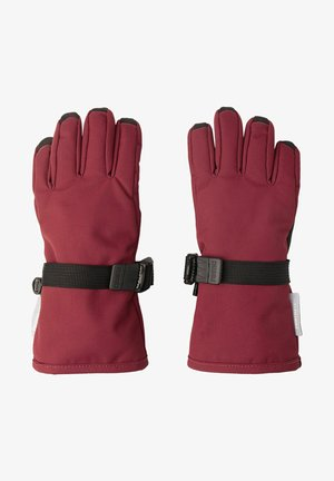 TARTU - Gloves - jam red