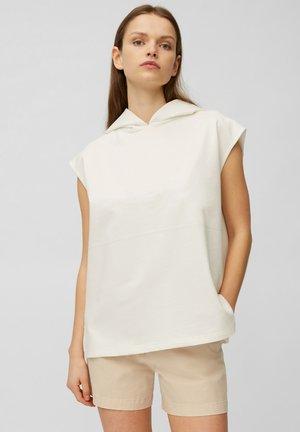 Print T-shirt - scandinavian white