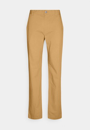 ETHAN BLEND PANT - Chinos - beige/camel
