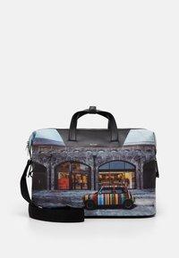 MEN BAG HOLDALL MINI - Weekend bag - multi coloured