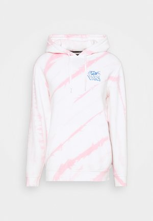 HELL YEAH TIE DYE - Bluza - cool pink