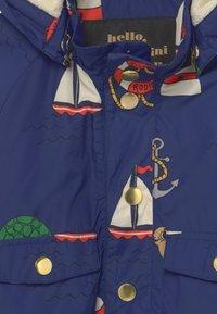Mini Rodini - LIGHT PUFFER UNISEX - Light jacket - navy - 3