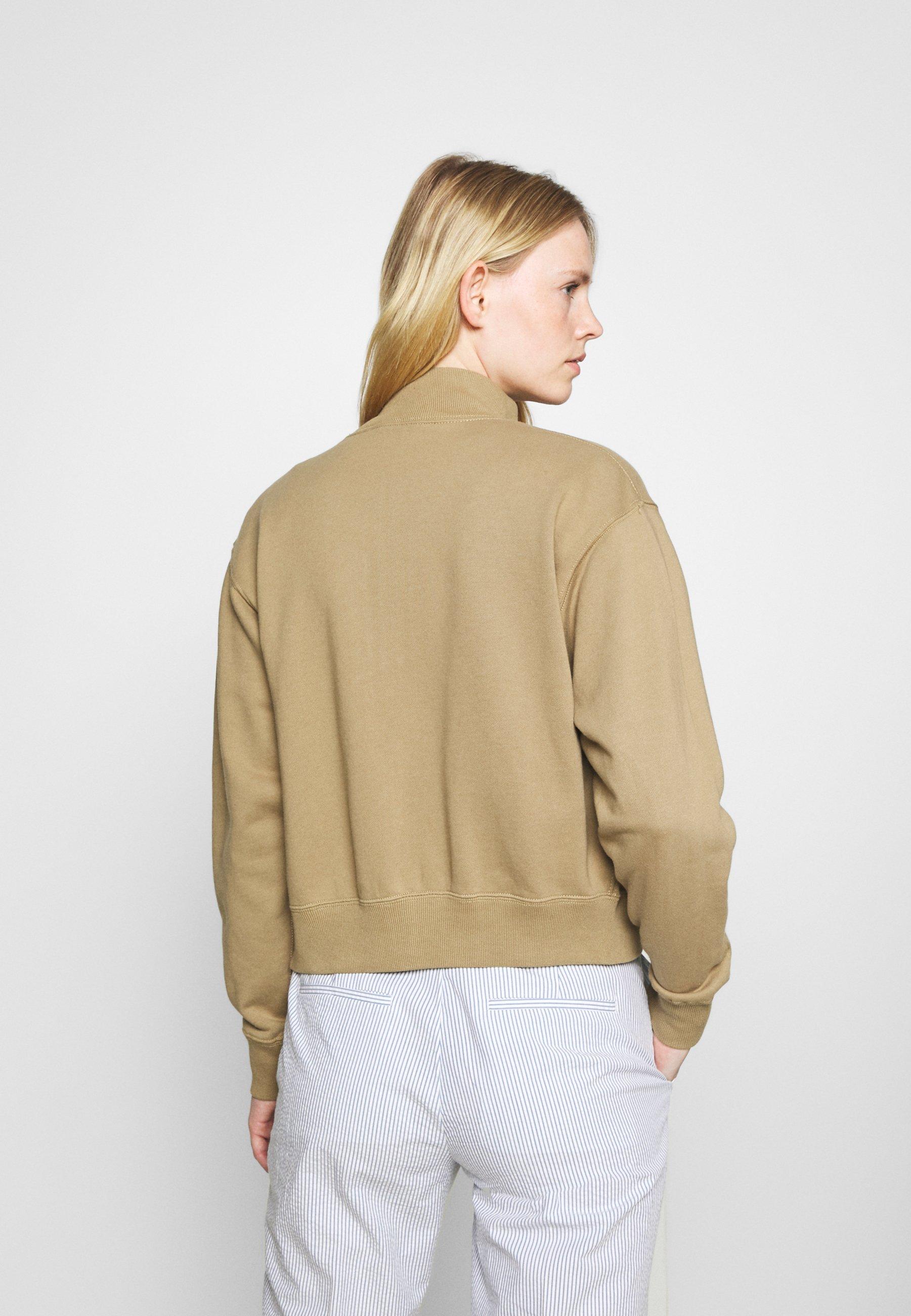 Women RHINESTONE LOOPBACK - Training jacket