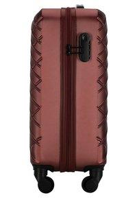 Wittchen - CLASSIC - Wheeled suitcase - burgund - 3