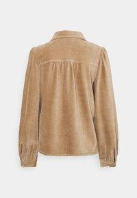 Modström - GINEVA - Button-down blouse - camel - 1