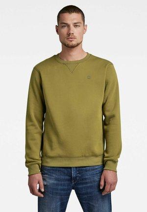 Sweater - light antic green
