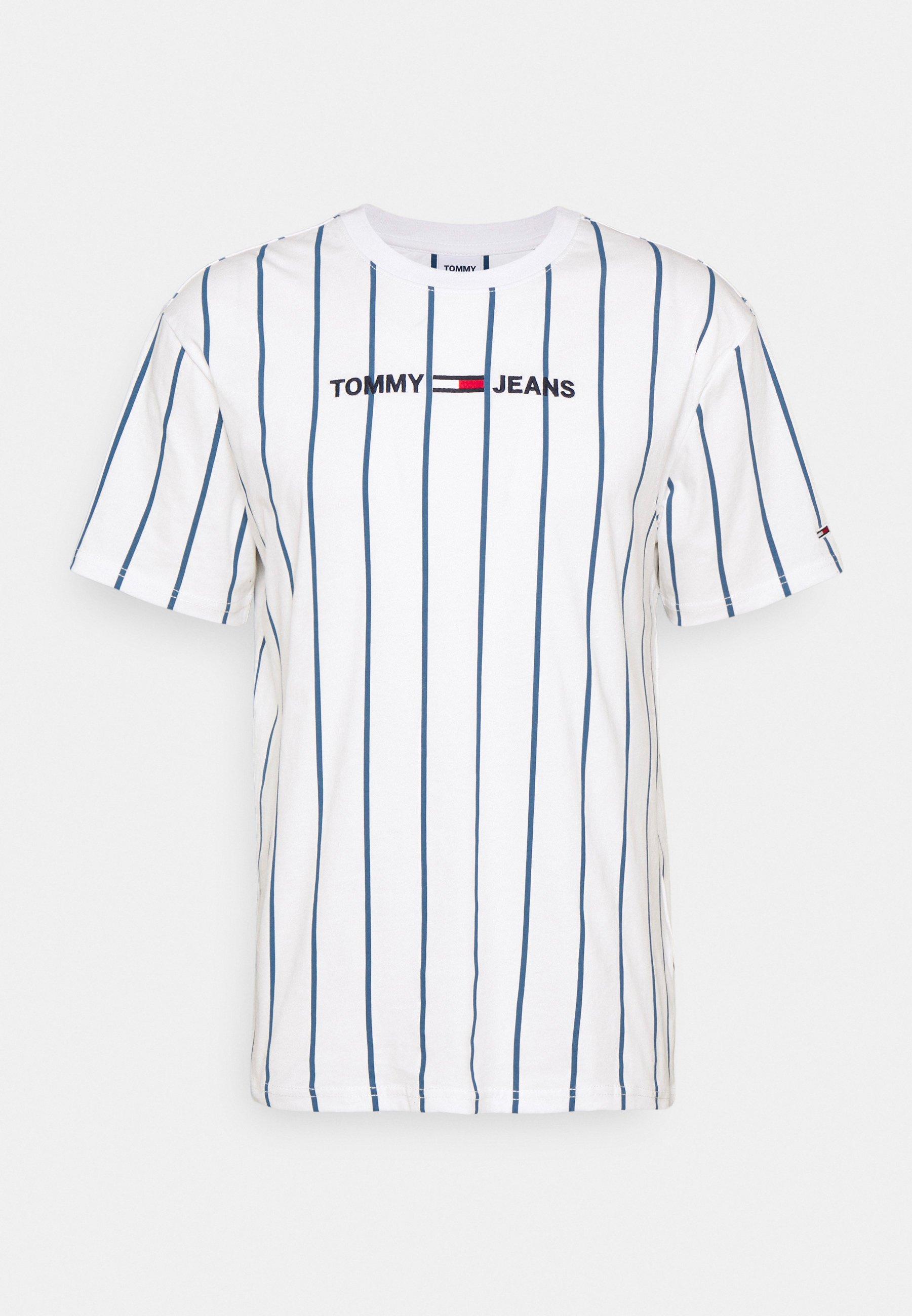 Herren VERTICAL STRIPE LOGO TEE UNISEX - T-Shirt print